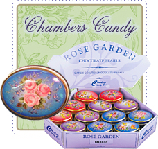 Chambers Candy from England